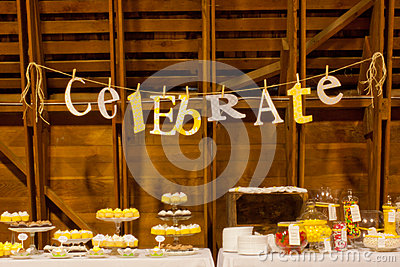 Celebrate Wedding Decor
