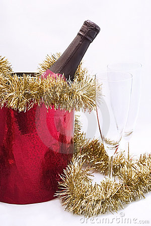 Free Celebrating New Year (christmas)  2 Stock Photo - 368240
