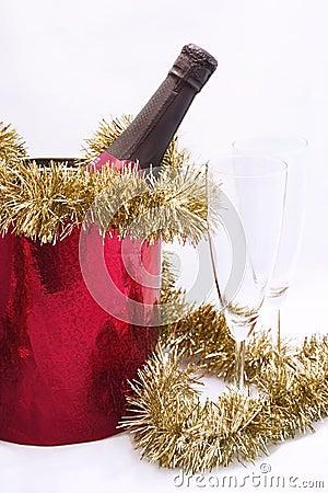 Celebrating new year (christmas)  2