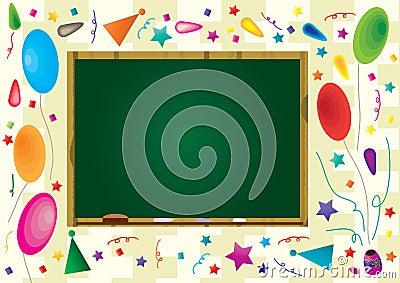 Celebration Board Frame_eps
