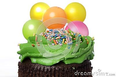 Celebration cup cake