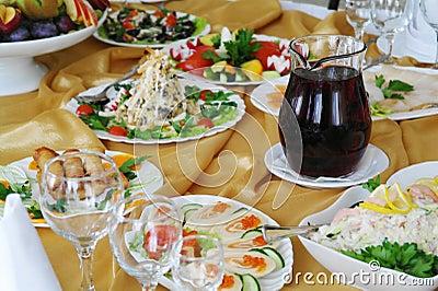 Celebration meal