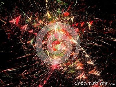 Celebration Starburst