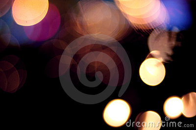 Celebratory fires, abstract background