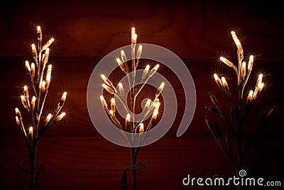Celebratory light