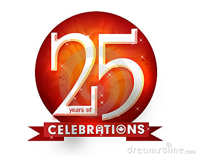 celebtation 25 years