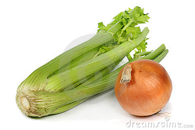 Celery,onion