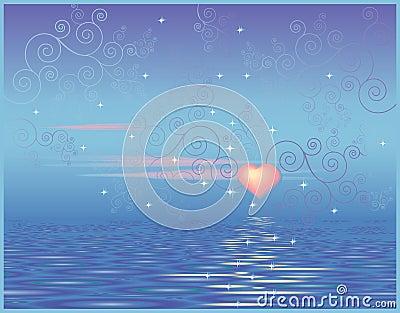 Celestial love