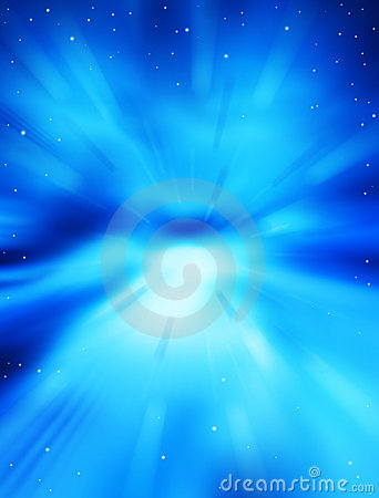 Celestial Stars Space Background
