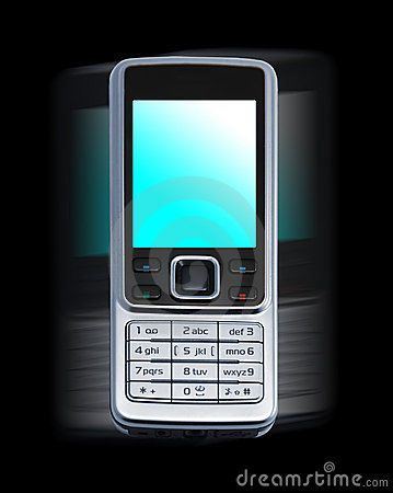 Free Cell Phone Royalty Free Stock Image - 4138486