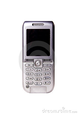 Free Cell Phone Stock Image - 4448991