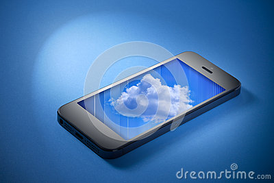 Cell Phone Cloud Technology