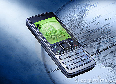 Cell Phone Global Communication