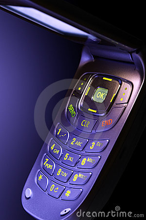 The Cell Phone Glow