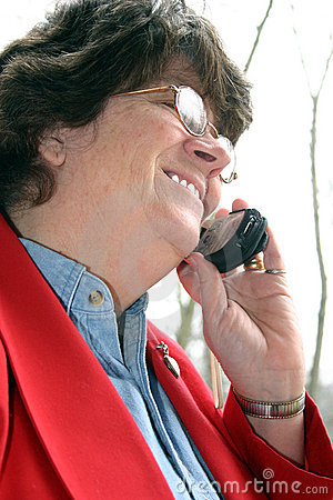Cell phone talk