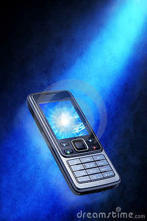 Free Cell Phone Technology Royalty Free Stock Photo - 11116025