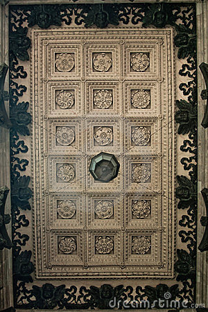 Celling in St. Isaac s Cathedral