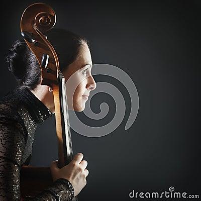 Cello musician