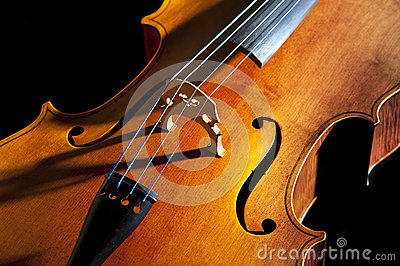 Cello or violoncello
