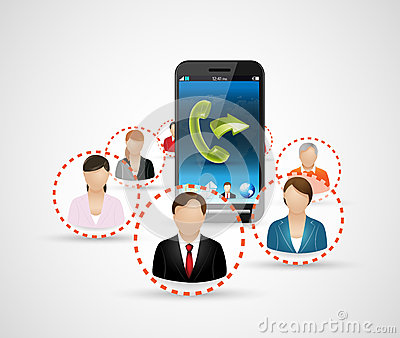Cellphone communications 2