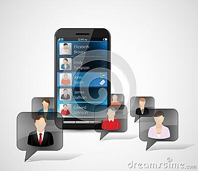 Cellphone communications 3