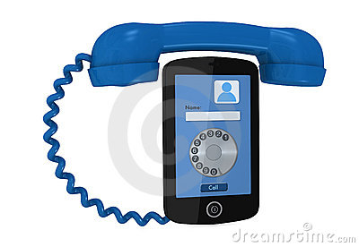 Cellphone with handset