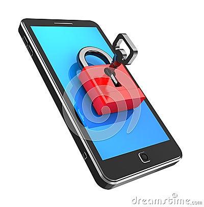 Cellphone locked