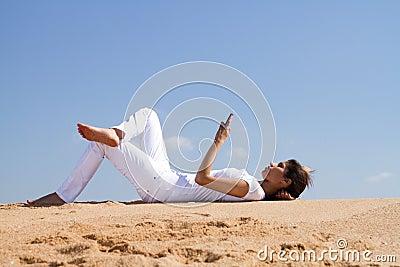 Cellphone sms