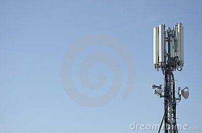 Cellphone tower antenna for mobile