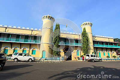 Cellular prison Andamans