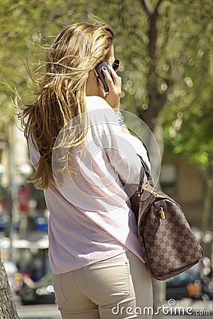 Cellular talking