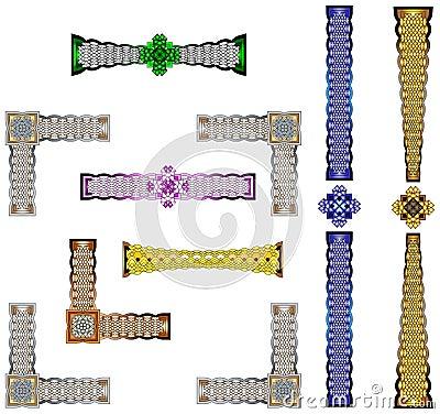 Celtic borders designs