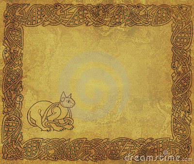 The Celtic Cat
