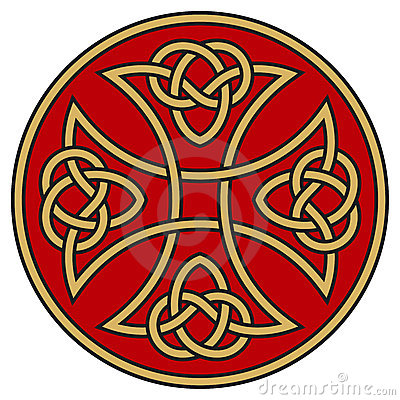 Free Celtic Cross Stock Images - 2856564