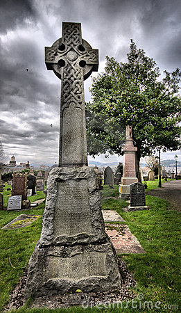 Celtic Cross - HDR