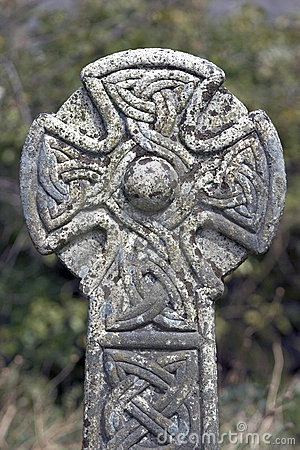 Free Celtic Cross, Wales Royalty Free Stock Image - 14086976