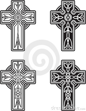 Free Celtic Crosses Stock Photos - 2032073