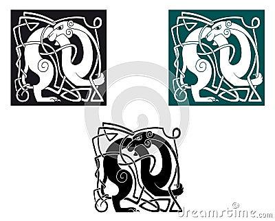 Celtic dogs
