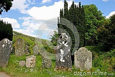 Celtic Gravestones