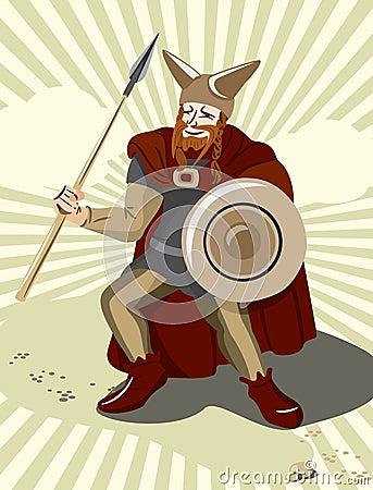 Celtic Keltic soldier