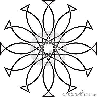 Celtic knot #67