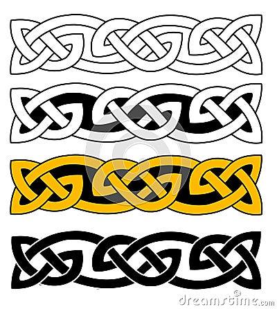 celtic knots stock image image 13847401. Black Bedroom Furniture Sets. Home Design Ideas