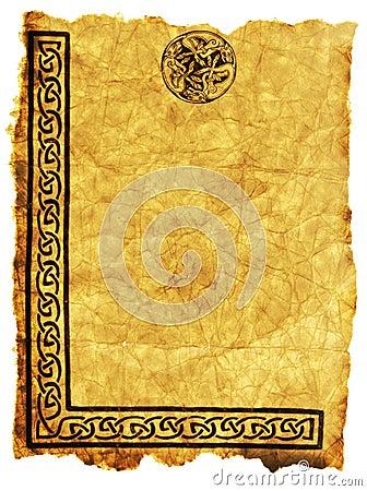 Celtic Parchment