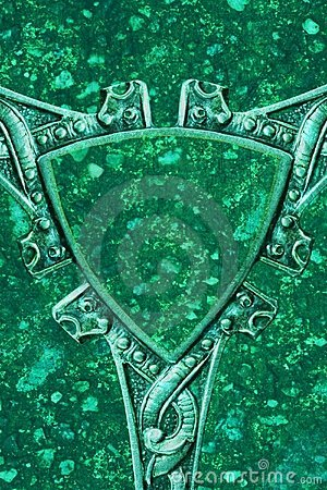 Free Celtic Shield Royalty Free Stock Photography - 12907697
