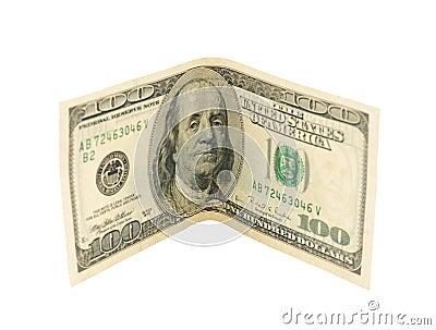 Cem dólares
