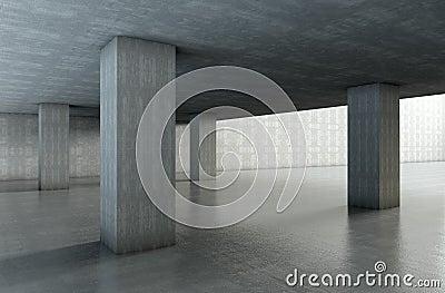 Cement architecture