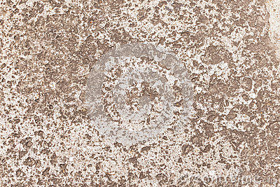 Cement concrete wall