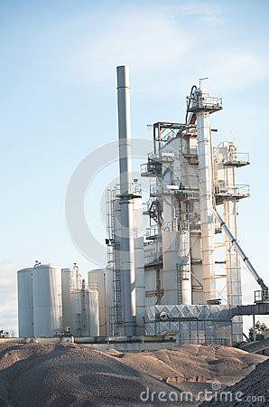 Free Cement Factory Stock Photos - 68217253