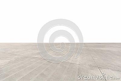 Cement floor ground Stock Photo