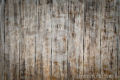 Cement wall imitate wood
